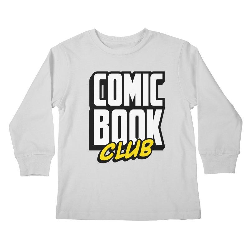 Comic Book Club Kids Longsleeve T-Shirt by Comic Book Club Official Shop