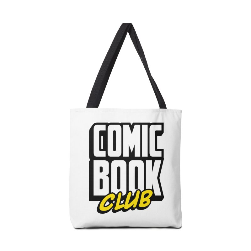 Comic Book Club Accessories Tote Bag Bag by Comic Book Club Official Shop