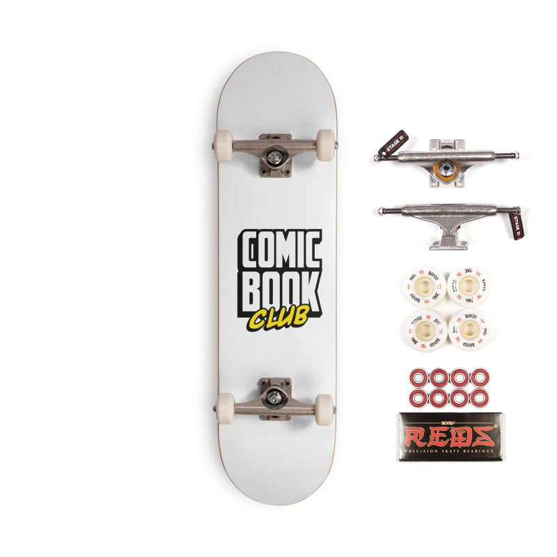 Comic Book Club Accessories Complete - Pro Skateboard by Comic Book Club Official Shop