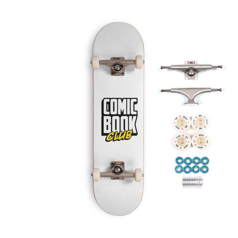 Comic Book Club Accessories Complete - Premium Skateboard by Comic Book Club Official Shop