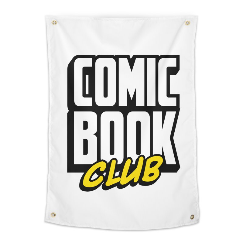Comic Book Club Home Tapestry by Comic Book Club Official Shop