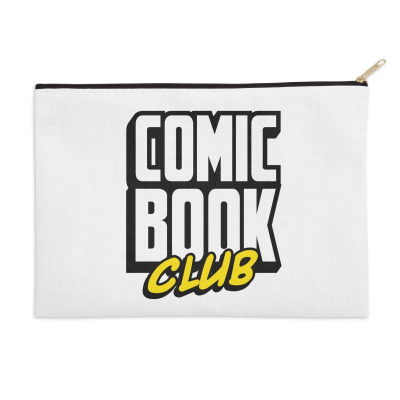 Comic Book Club Accessories Zip Pouch by Comic Book Club Official Shop