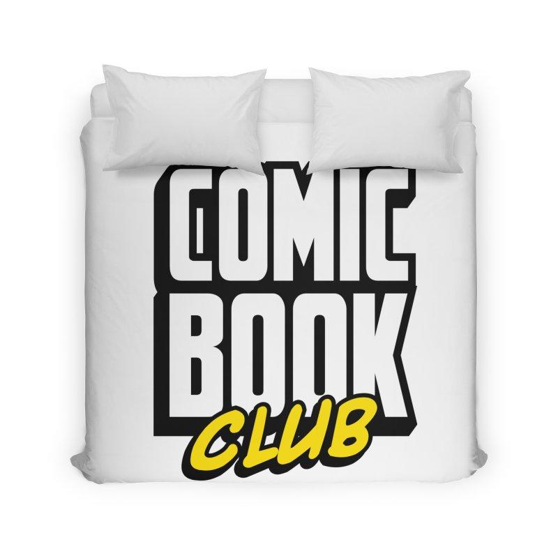 Comic Book Club Home Duvet by Comic Book Club Official Shop