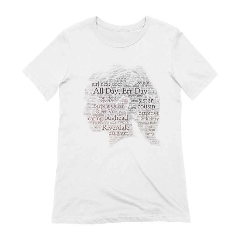 Betty All Day, Err Day Women's Extra Soft T-Shirt by Comic Book Club Official Shop
