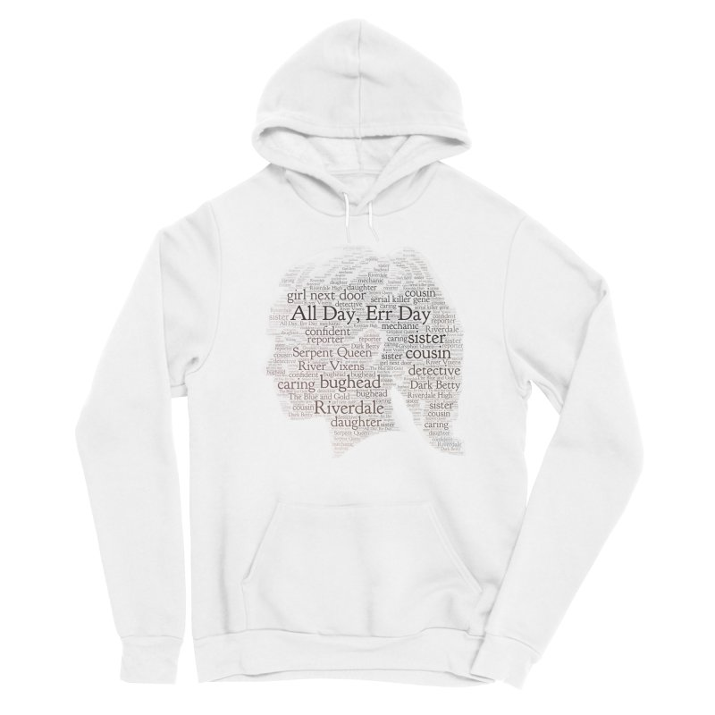 Betty All Day, Err Day Women's Pullover Hoody by Comic Book Club Official Shop