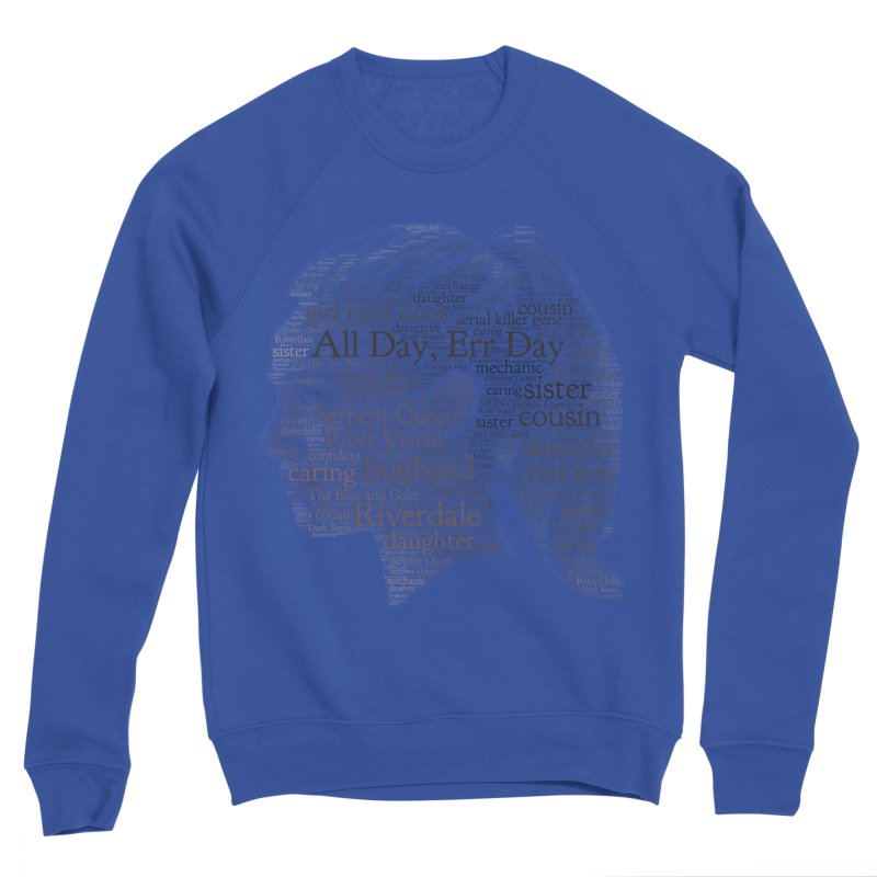 Betty All Day, Err Day Men's Sweatshirt by Comic Book Club Official Shop