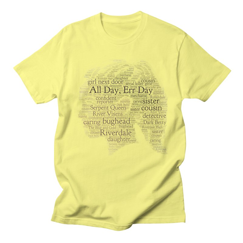 Betty All Day, Err Day Men's T-Shirt by Comic Book Club Official Shop