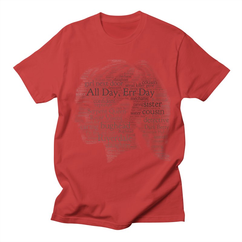 Betty All Day, Err Day Men's Regular T-Shirt by Comic Book Club Official Shop