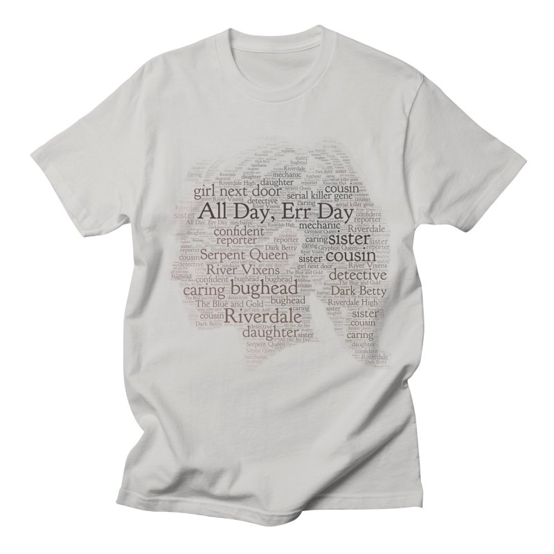 Betty All Day, Err Day Men's Regular T-Shirt by Comic Book Club Official Shop