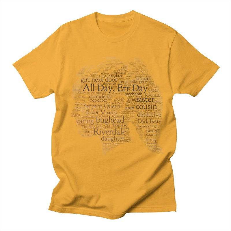 Betty All Day, Err Day Women's Regular Unisex T-Shirt by Comic Book Club Official Shop