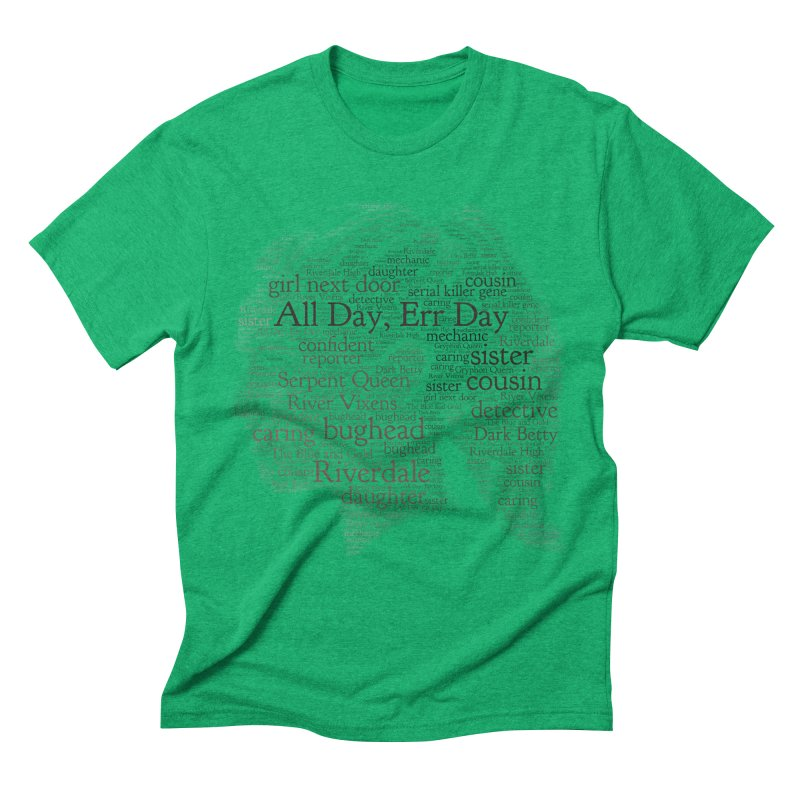 Betty All Day, Err Day Men's Triblend T-Shirt by Comic Book Club Official Shop