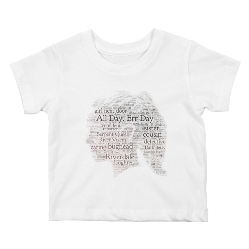 Betty All Day, Err Day Kids Baby T-Shirt by Comic Book Club Official Shop