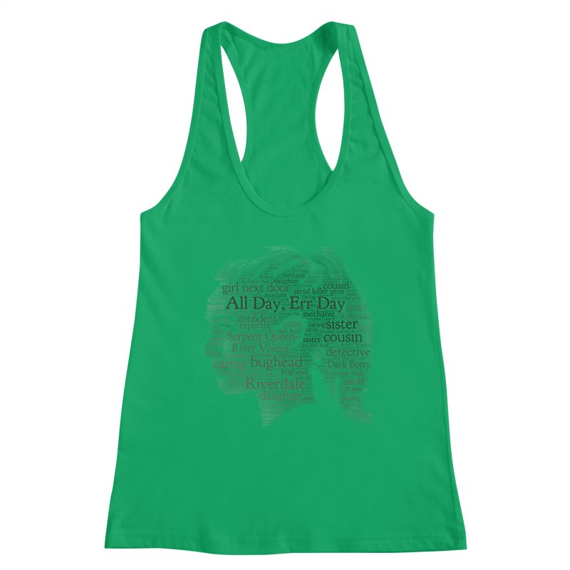 Betty All Day, Err Day Women's Tank by Comic Book Club Official Shop