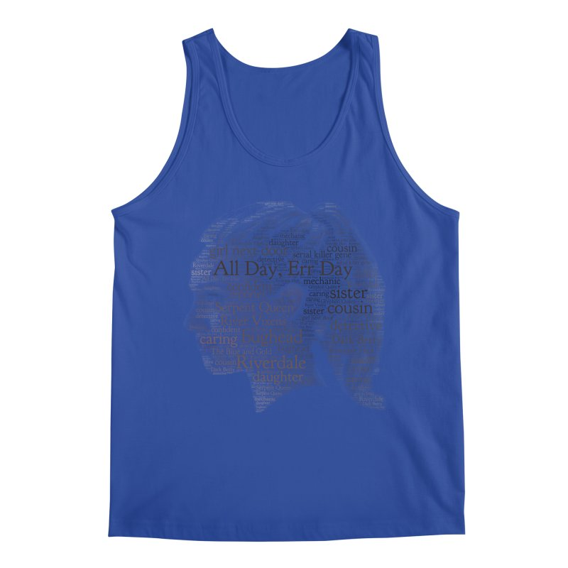 Betty All Day, Err Day Men's Regular Tank by Comic Book Club Official Shop