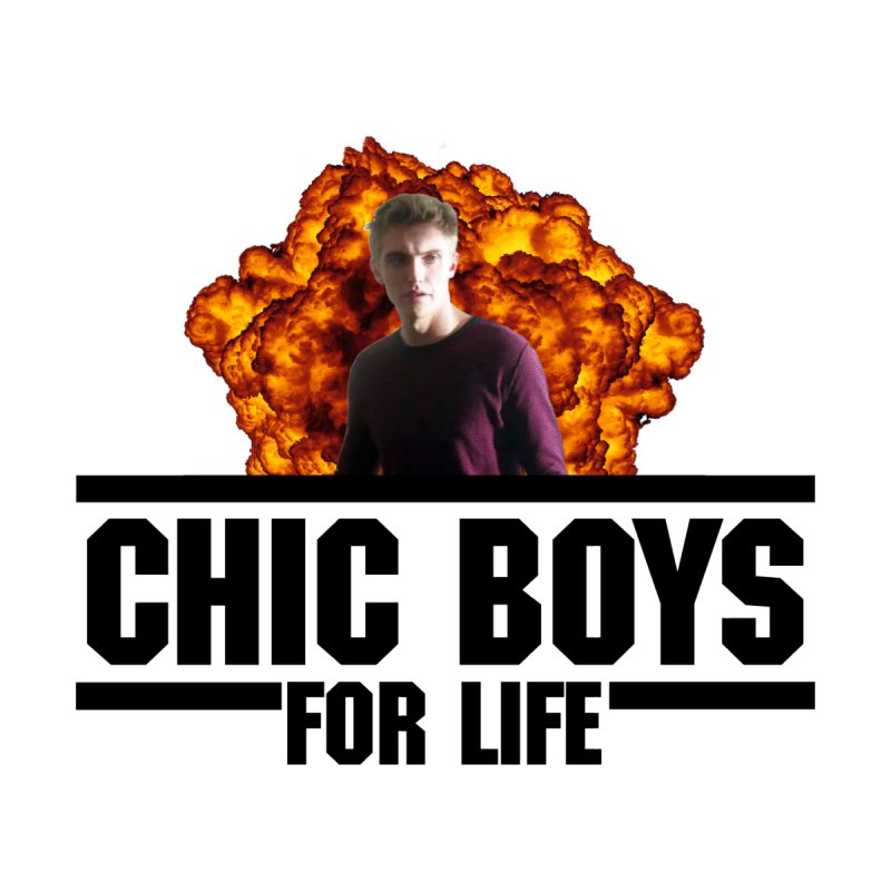 Chic Boys For Life by Comic Book Club Official Shop