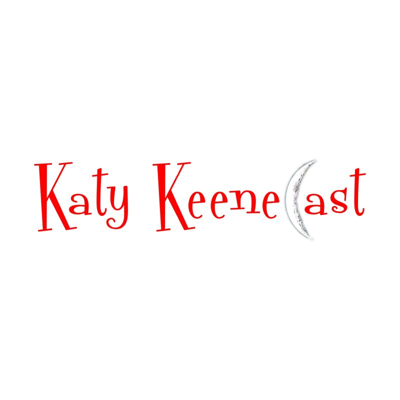 Katy KeeneCast Logo Accessories Bag by Comic Book Club Official Shop
