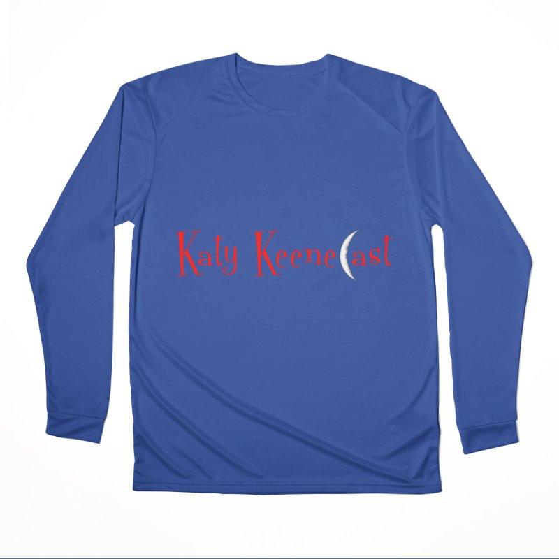 Katy KeeneCast Logo Men's Longsleeve T-Shirt by Comic Book Club Official Shop