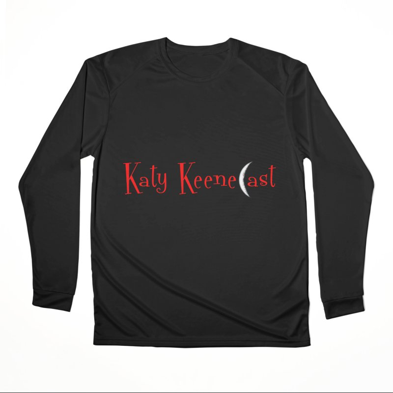 Katy KeeneCast Logo Men's Longsleeve T-Shirt by Comic Book Club Official Shop