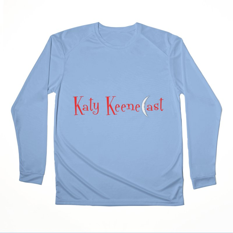 Katy KeeneCast Logo Women's Longsleeve T-Shirt by Comic Book Club Official Shop