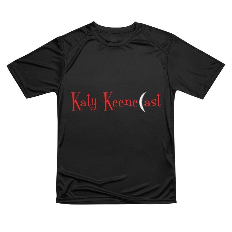 Katy KeeneCast Logo Women's Performance Unisex T-Shirt by Comic Book Club Official Shop
