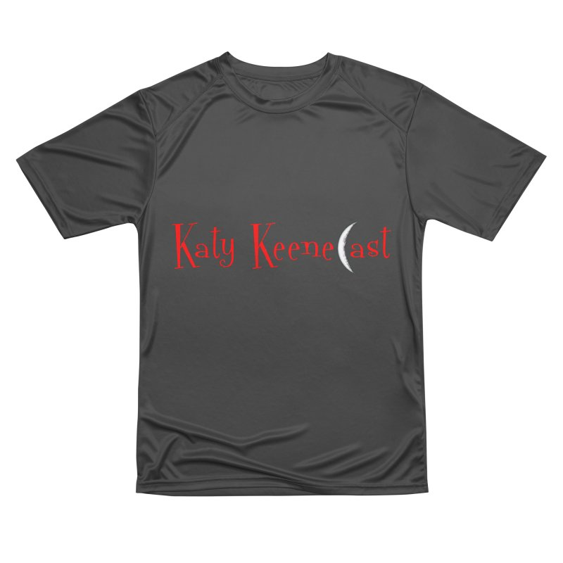 Katy KeeneCast Logo Men's Performance T-Shirt by Comic Book Club Official Shop