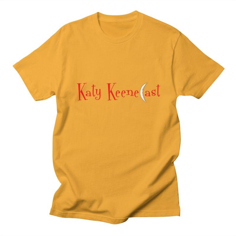 Katy KeeneCast Logo Women's Regular Unisex T-Shirt by Comic Book Club Official Shop