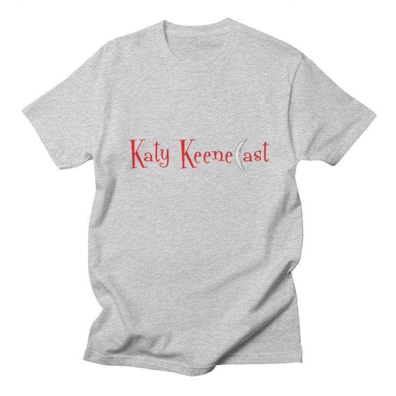 Katy KeeneCast Logo Men's Regular T-Shirt by Comic Book Club Official Shop
