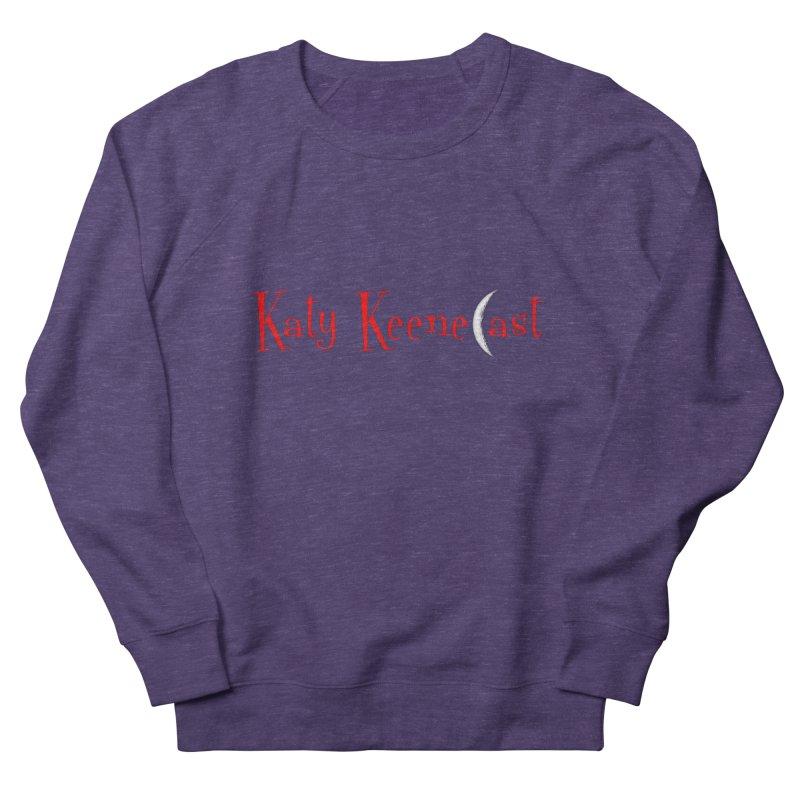 Katy KeeneCast Logo Women's French Terry Sweatshirt by Comic Book Club Official Shop