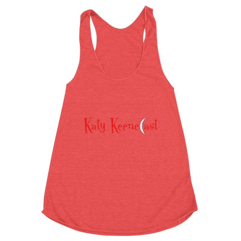 Katy KeeneCast Logo Women's Tank by Comic Book Club Official Shop