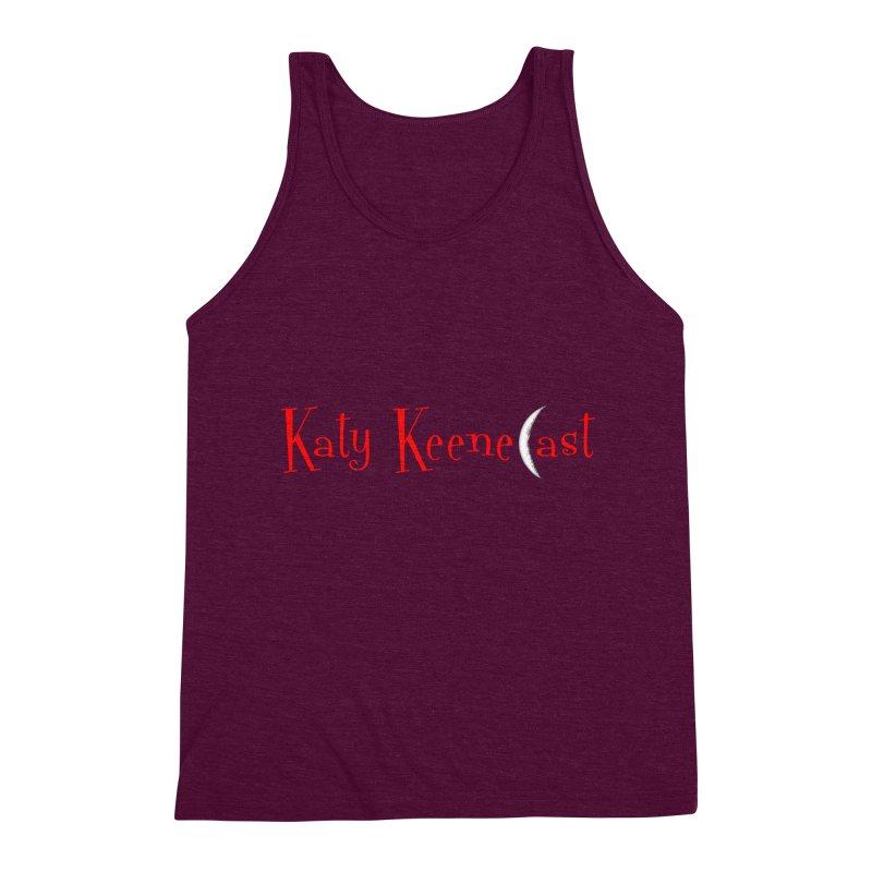 Katy KeeneCast Logo Men's Triblend Tank by Comic Book Club Official Shop