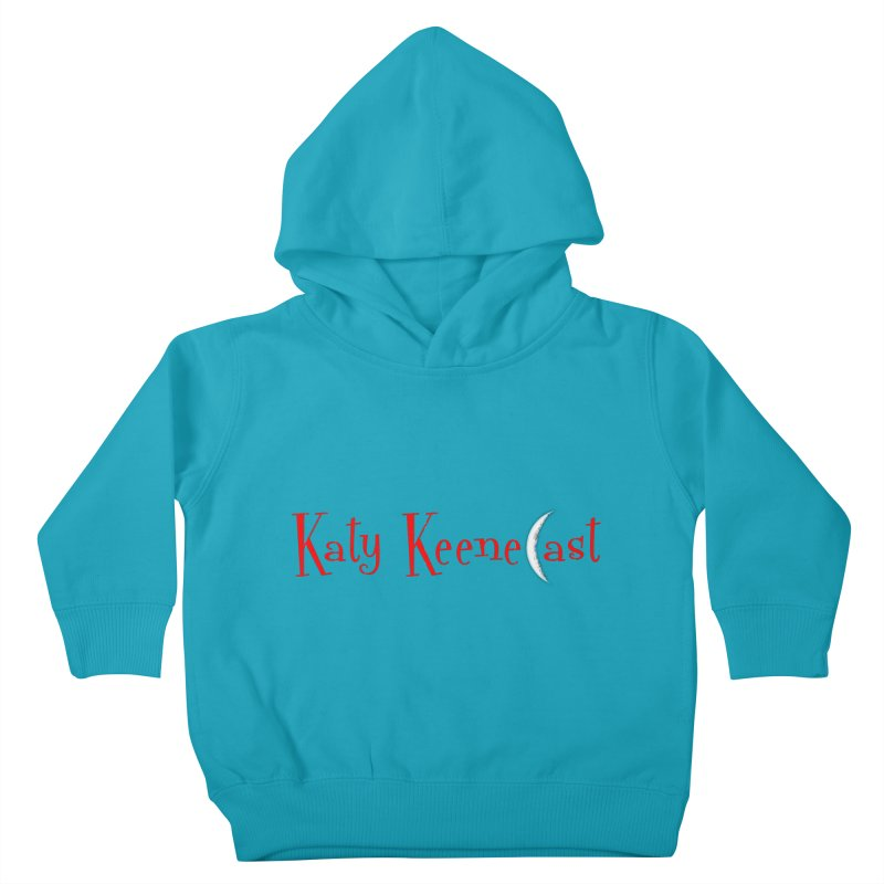 Katy KeeneCast Logo Kids Toddler Pullover Hoody by Comic Book Club Official Shop