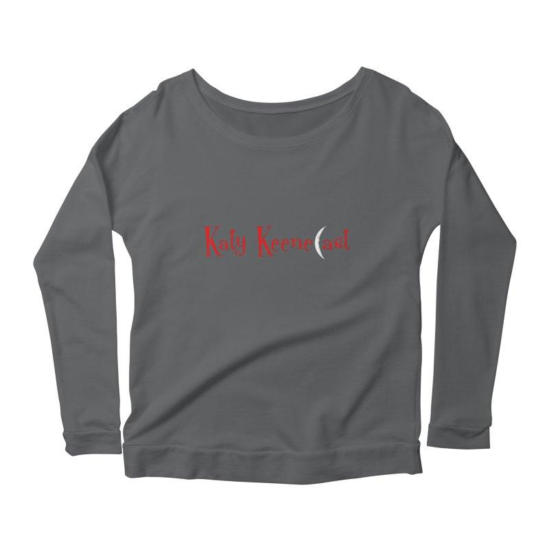 Katy KeeneCast Logo Women's Longsleeve T-Shirt by Comic Book Club Official Shop