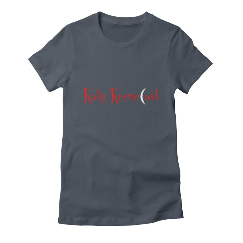 Katy KeeneCast Logo Women's T-Shirt by Comic Book Club Official Shop
