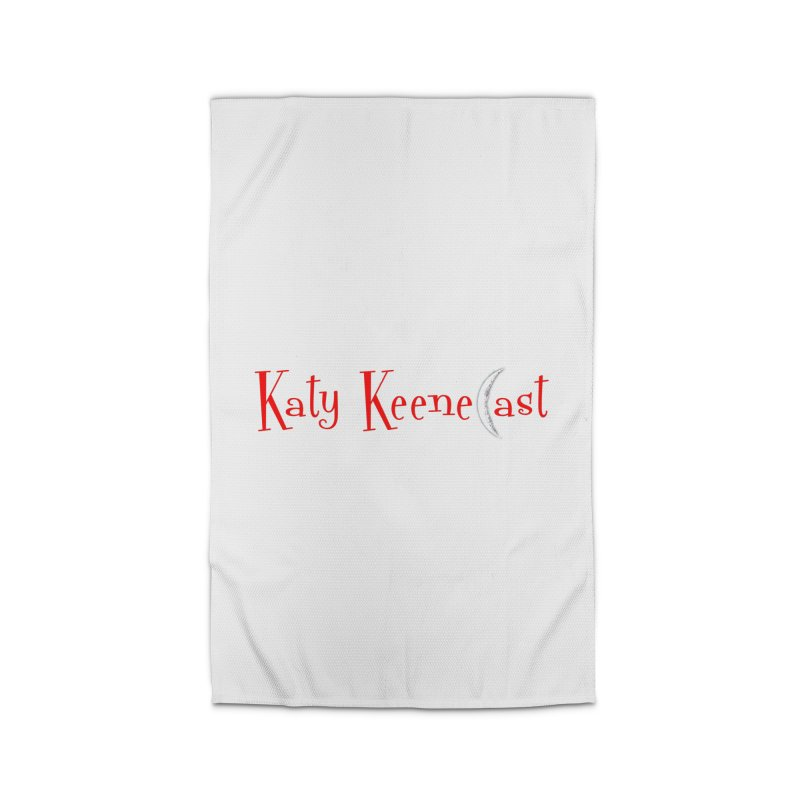 Katy KeeneCast Logo Home Rug by Comic Book Club Official Shop