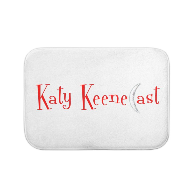 Katy KeeneCast Logo Home Bath Mat by Comic Book Club Official Shop
