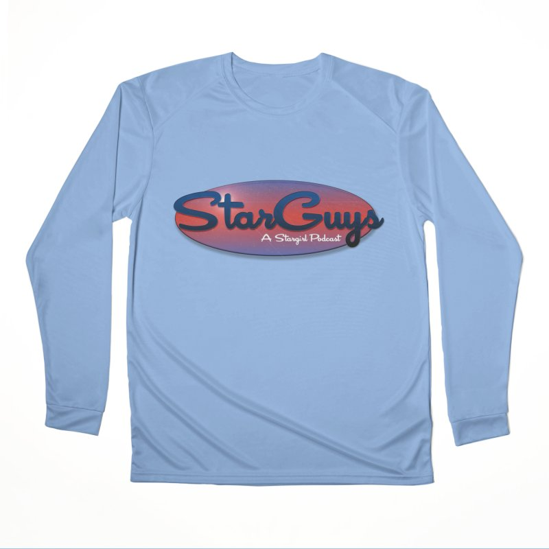 Starguys: A Stargirl Podcast Women's Longsleeve T-Shirt by Comic Book Club Official Shop