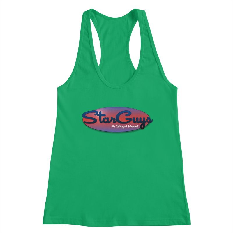 Starguys: A Stargirl Podcast Women's Tank by Comic Book Club Official Shop