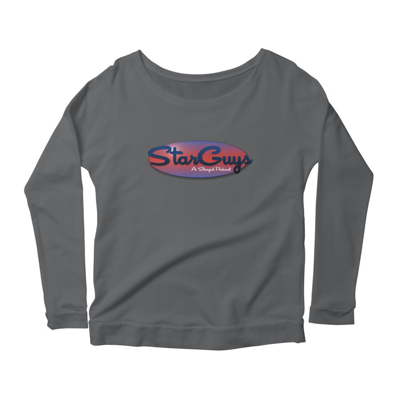 Starguys: A Stargirl Podcast Women's Longsleeve T-Shirt by Comic Book Club Official Shop
