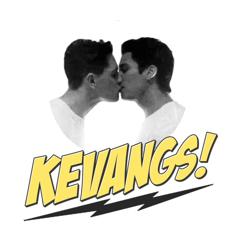 Kevangs! Women's V-Neck by Comic Book Club Official Shop
