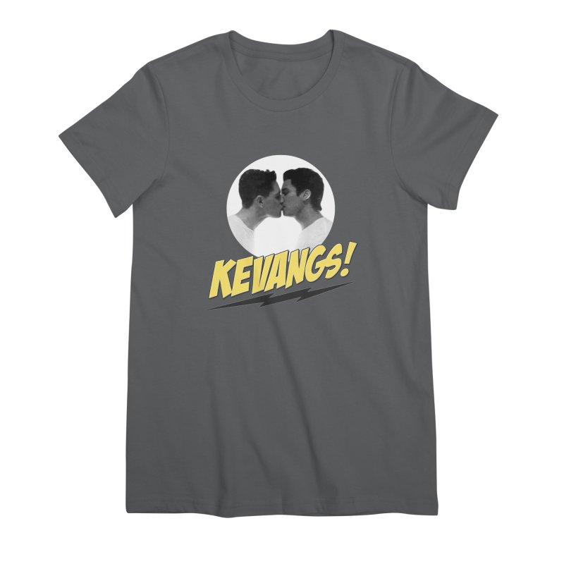Kevangs! Women's T-Shirt by Comic Book Club Official Shop