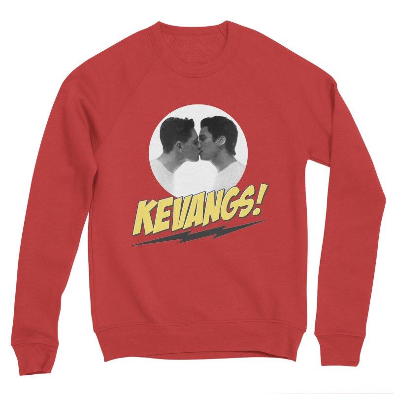 Kevangs! Men's Sweatshirt by Comic Book Club Official Shop