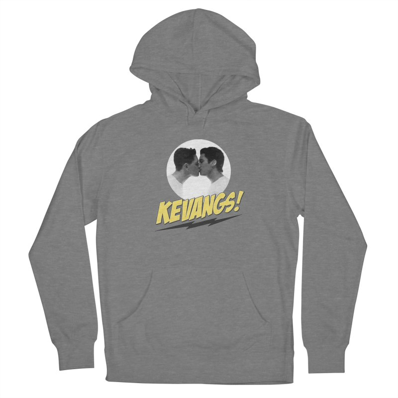 Kevangs! Women's Pullover Hoody by Comic Book Club Official Shop