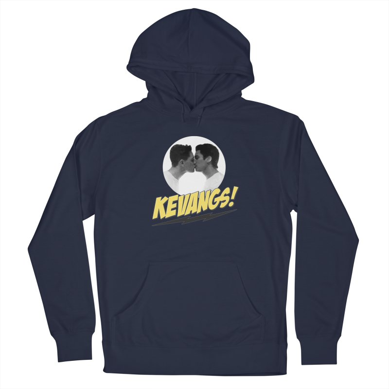 Kevangs! Men's Pullover Hoody by Comic Book Club Official Shop