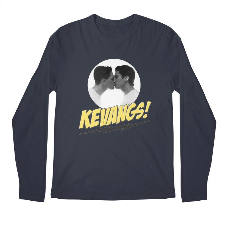 Kevangs! Men's Longsleeve T-Shirt by Comic Book Club Official Shop