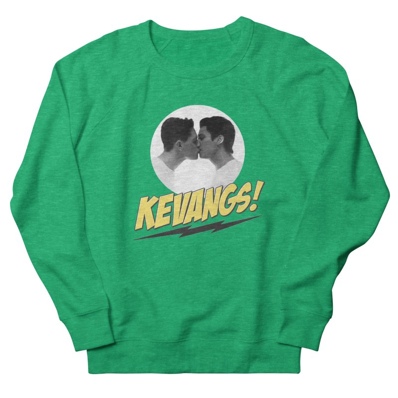 Kevangs! Women's Sweatshirt by Comic Book Club Official Shop