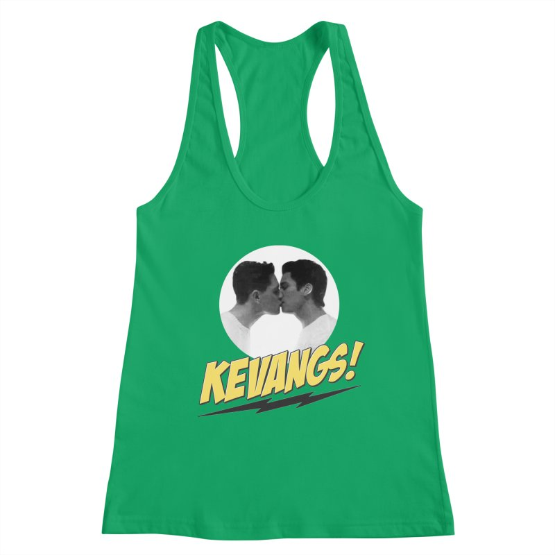 Kevangs! Women's Tank by Comic Book Club Official Shop