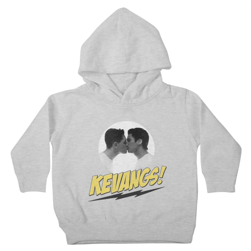 Kevangs! Kids Toddler Pullover Hoody by Comic Book Club Official Shop