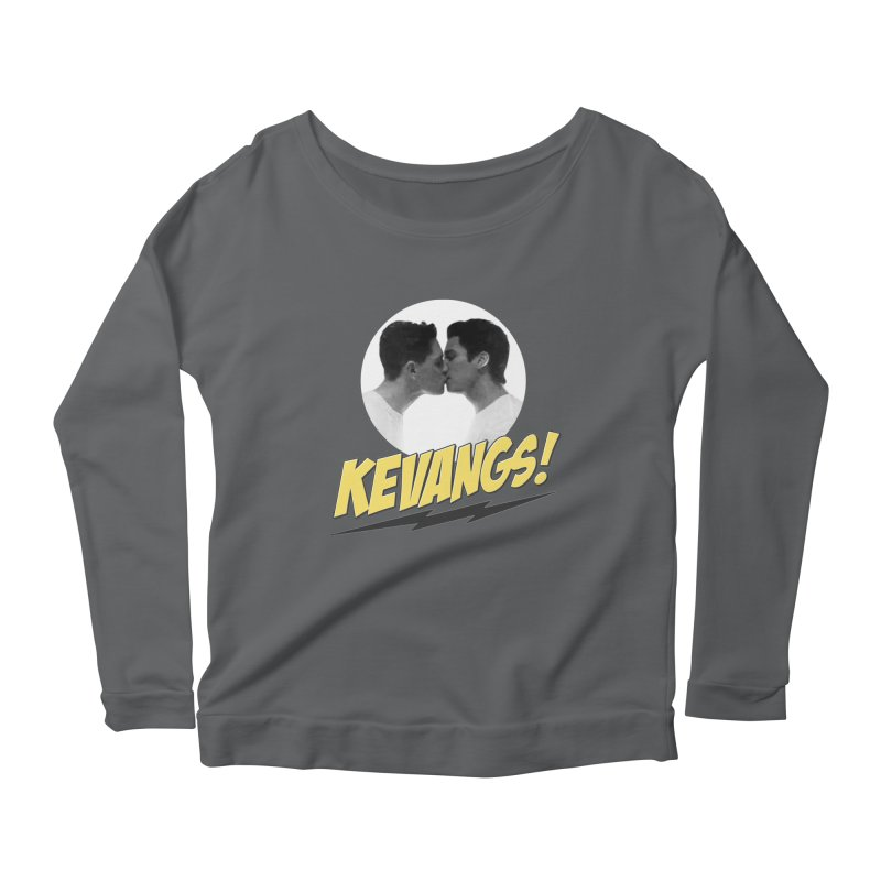 Kevangs! Women's Longsleeve T-Shirt by Comic Book Club Official Shop