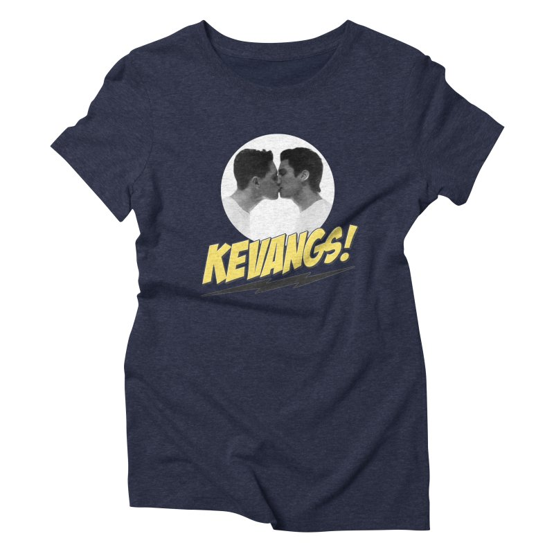 Kevangs! Women's T-Shirt by Comic Book Club Official Shop