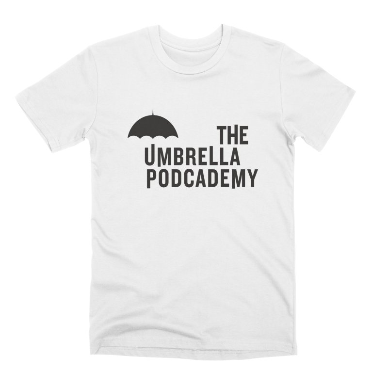 The Umbrella Podcademy Men's T-Shirt by Comic Book Club Official Shop
